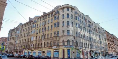 Большой Сампсониевский проспект, дом 21