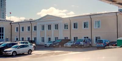 Дорога на Турухтанные Острова, дом 6, строение 5