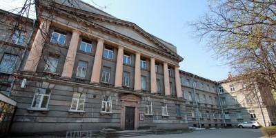 НИИ целлюлозно-бумажной промышленности на 2-м Муринском проспекте, 49