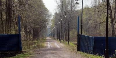 Петергоф, Нижняя дорога
