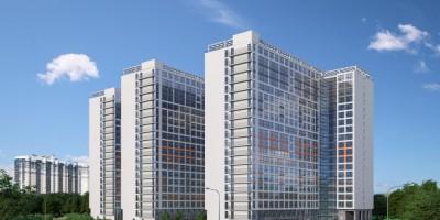 Проспект Энгельса, проект апарт-отеля