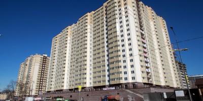 Улица Бабушкина, дом 84, корпус 1