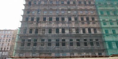 Улица Шкапина, дом 22, капитальный ремонт