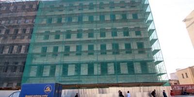 Улица Шкапина, дом 24, капитальный ремонт