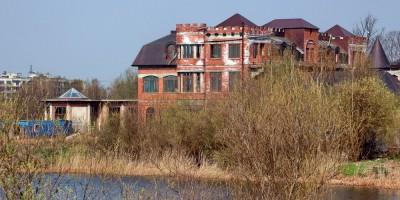 Выборгское шоссе, дом 144, корпус 4, озеро