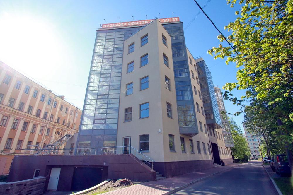 Переулок Каховского, дом 12, бизнес-центр