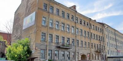 Рыбинская улица, дом 7
