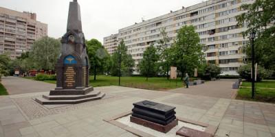 Сквер Мациевича, часовня