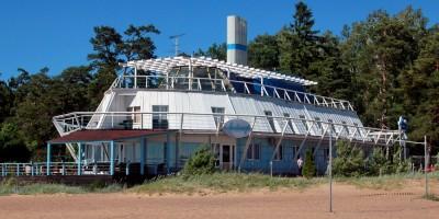 Комарово, Приморское шоссе, дом 468, мини-отель Лайнер