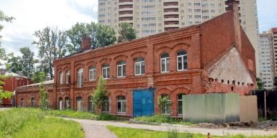 Ново-Александровская улица, дом 3а