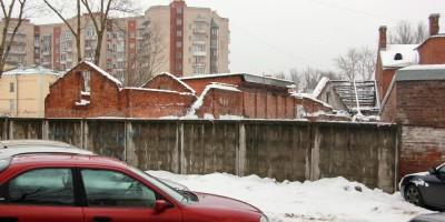 Ново-Александровская улица, дом 3а, дворовый флигель