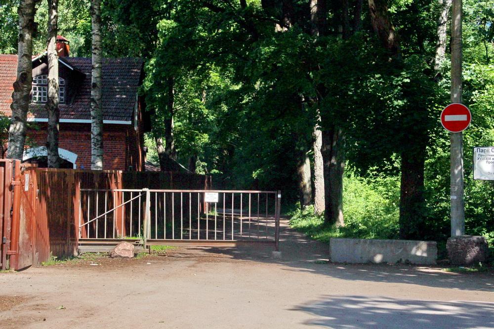 Парголово, Осиновая Роща, Межозерная улица