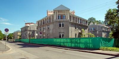 Павловск, Госпитальная улица, дом 20, корпус 1