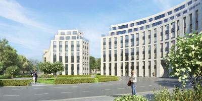 Петровская площадь, проект жилого комплекса