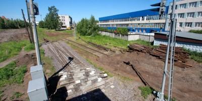 Проспект Энергетиков, демонтаж путей
