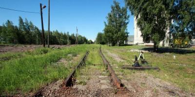 Проспект Энергетиков, демонтаж пути