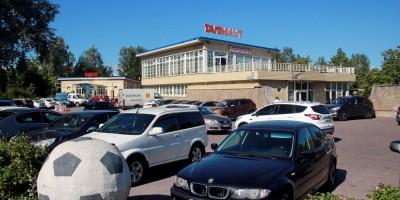 Сестрорецк, Приморское шоссе, дом 305, ресторан Таймаут