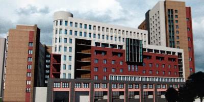 Торжковская улица, 15, проект реконструкции общежития, вид с Сердобольской