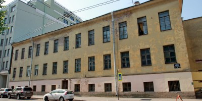 Улица Красного Курсанта, дом 12