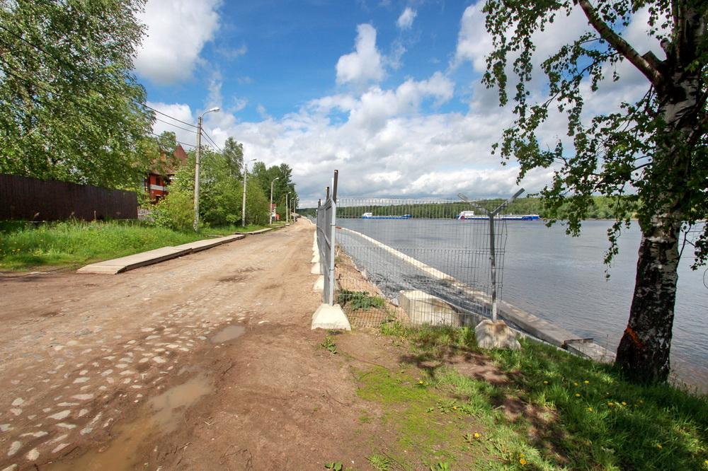 Усть-Ижора, Шлиссельбургское шоссе