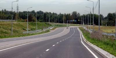 Усть-Ижорское шоссе, начальный участок