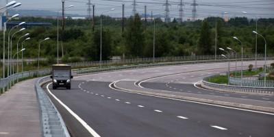 Усть-Ижорское шоссе, поворот
