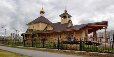 Церковь на Долгоозерной улице, 17