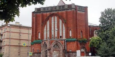 Костел святого Сердца Иисуса на улице Бабушкина, 57