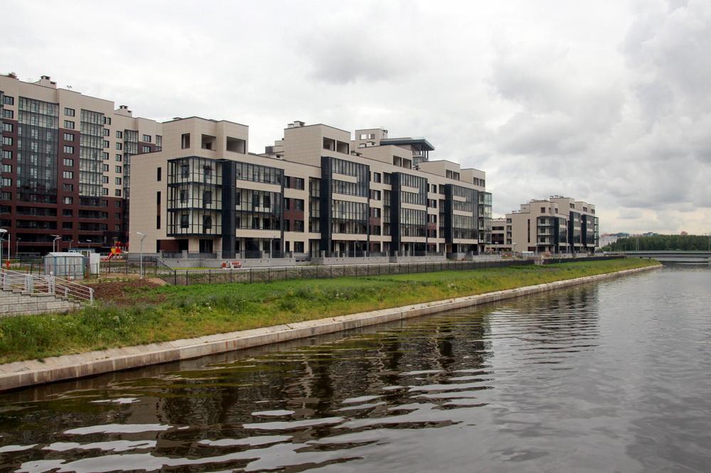 Матисов канал, жилой комплекс