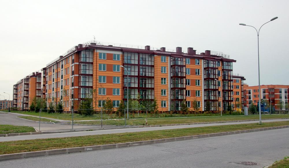 Пулковское, Кокколевская улица, 8