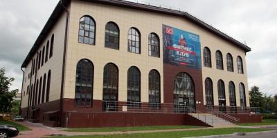 Улица Кустодиева, дом 11, фитнес-клуб