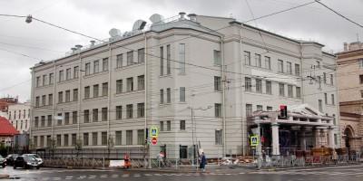 Введенская улица, 3, учебный театр Академии танца Бориса Эйфмана