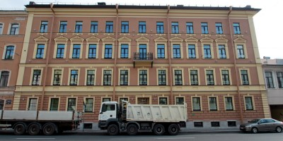 Лермонтовский проспект, дом 14а