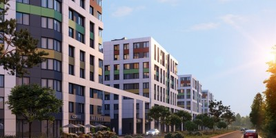 Планерная улица, проект жилого комплекса от Аквилон-инвеста