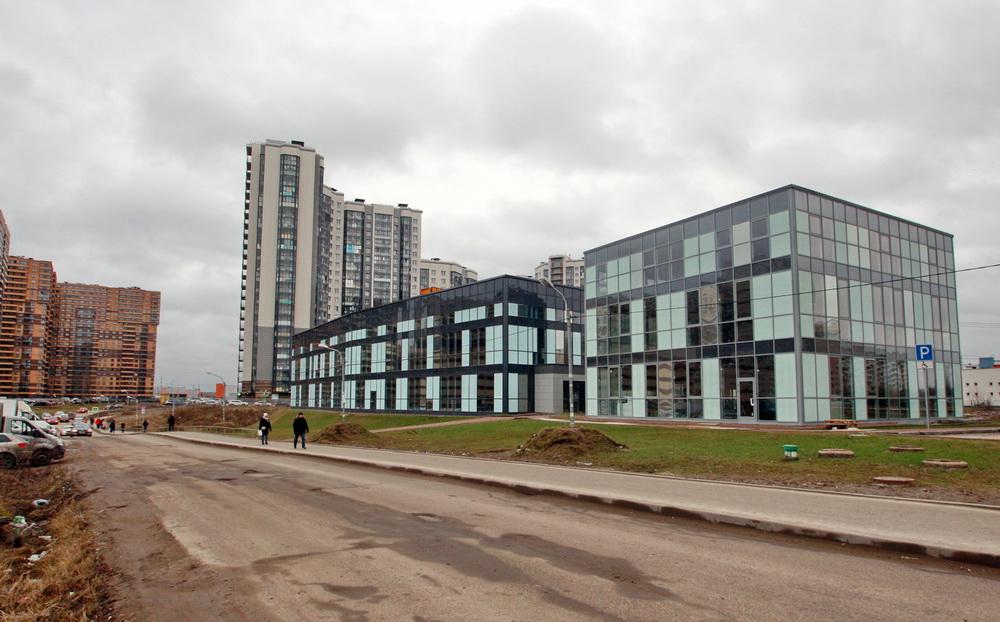 Русановская улица, 13, корпус 1, спортивный комплекс