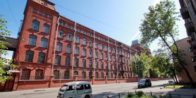 Улица Красного Текстильщика, дом 10-12, литера У