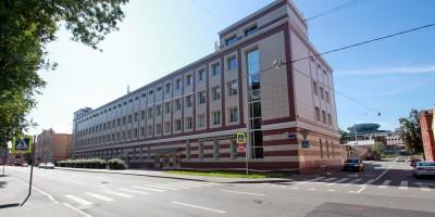 Улица Красного Текстильщика, дом 15, единый миграционный центр