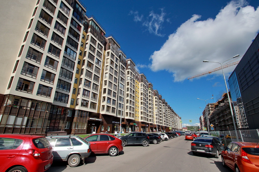 Улица Тимофея Федорова