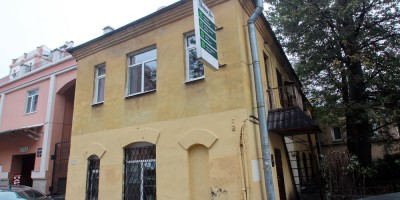 Бармалеева улица, 22, вид с Подрезовой улицы, флигель