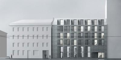 Бармалеева улица, дом 22, проект жилого дома
