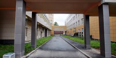 Бюро судебно-медицинской экспертизы на Екатерининском проспекте, 10, переходы