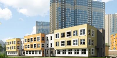 Комендантский проспект, 64, проект детского сада