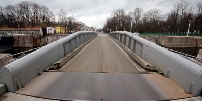 Кронштадт, Доковый мост