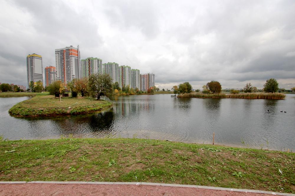 Парк Героев-Пожарных, карьер