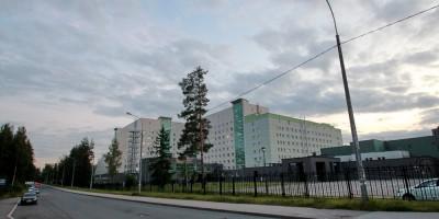 Песочный, Ленинградская улица, 68а, место под амбулаторно-поликлинический корпус