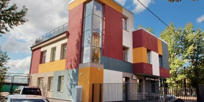 Улица Седова, дом 71, корпус 3, детский центр