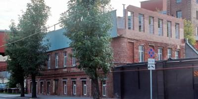 Улица Степана Разина, дом 9, литера Д
