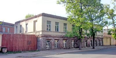 Улица Степана Разина, дом 9, литера Д, до надстройки