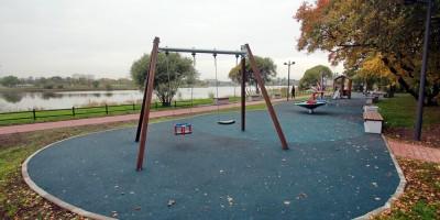 Ивановский сад, детская площадка