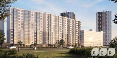 Жилой комплекс на Орлово-Денисовском проспекте